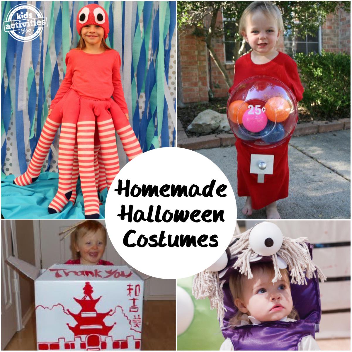 Homemade Halloween Costume.Homemade Halloween Costumes
