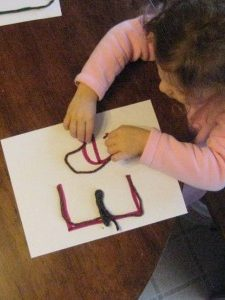 Ways for your Preschooler to Practice Penmanship (part 1)