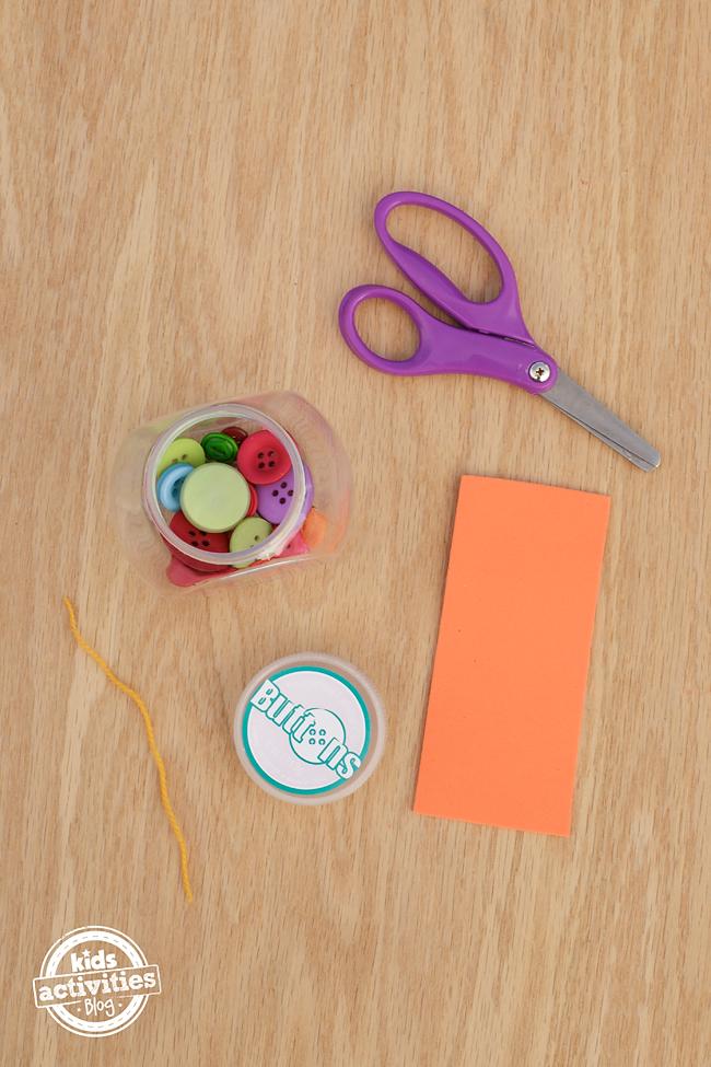 Mini Fishbowl Craft