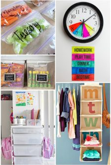 Organize for School Featured