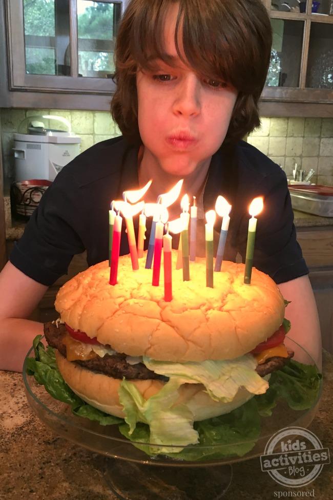 Reid milestone birthday