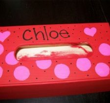 "Quick and Easy Valentine ""Mailboxes"""