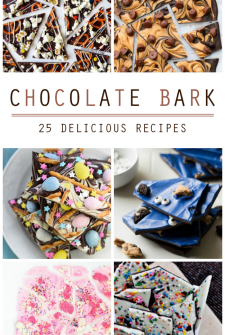 25 Delicious Chocolate Bark Recipes