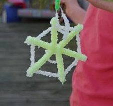 Dreaming of Winter?  Let's Make Snowflakes