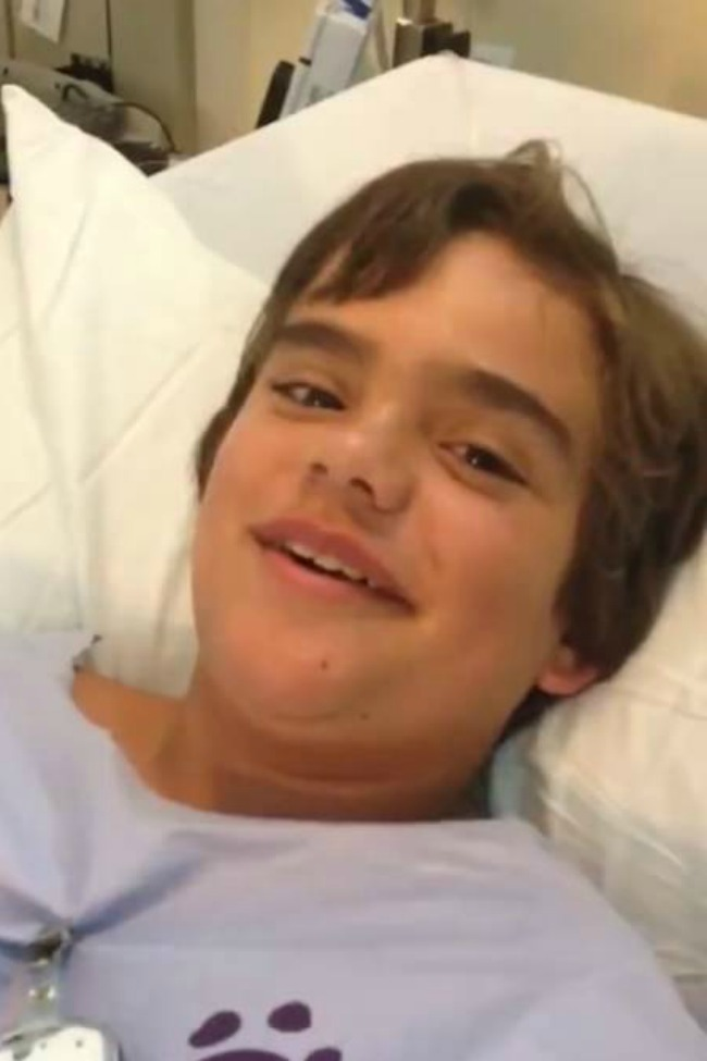 boy swallowed a squeeky toy