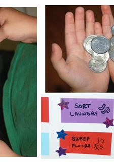Chore Charts & Allowance: Teaching Kids Financial Responsibility