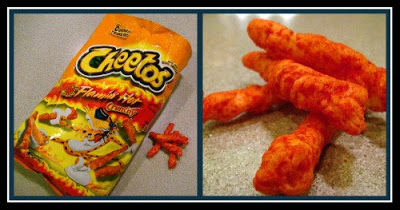 Cheetos You Complete Me