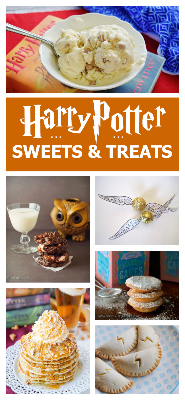 15 Harry Potter Treats