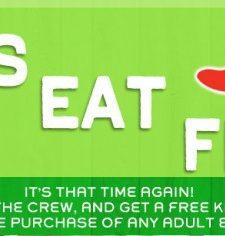 Chilis ~ Kids Eat Free May 29th & 30th!