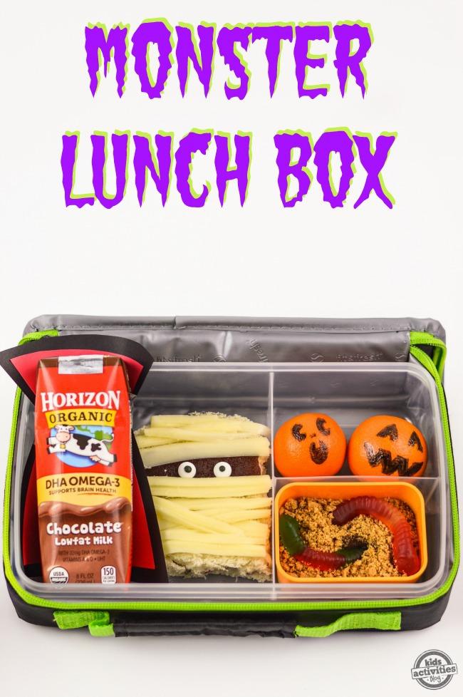 monster lunch box