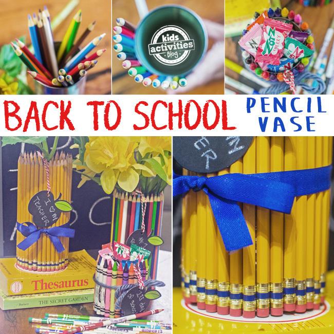 pencil holder SQUARE