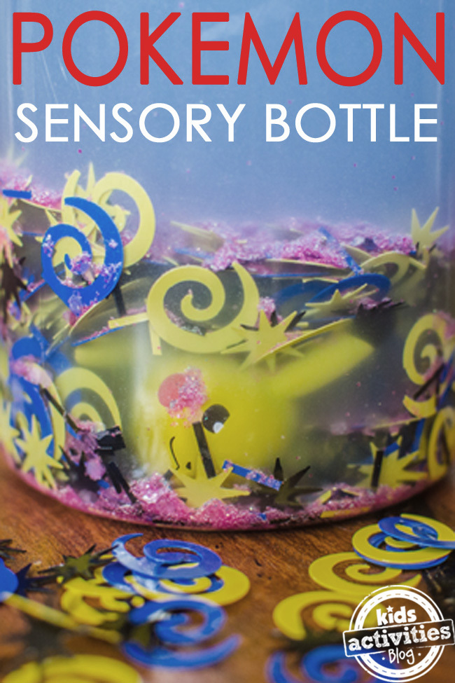 pokemon sensory bottle TEXT