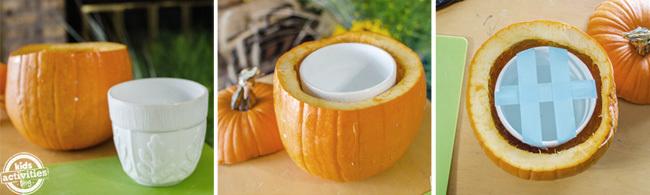 pumpkin vase 2