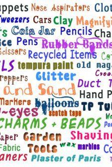 Supplies To Entertain Your Preschoolers