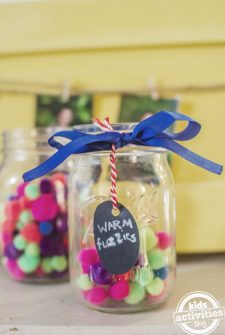 Warm Fuzzies Jar: Positive Reinforcement Activity for Kids