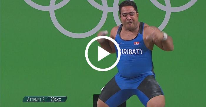 wrestler dancing