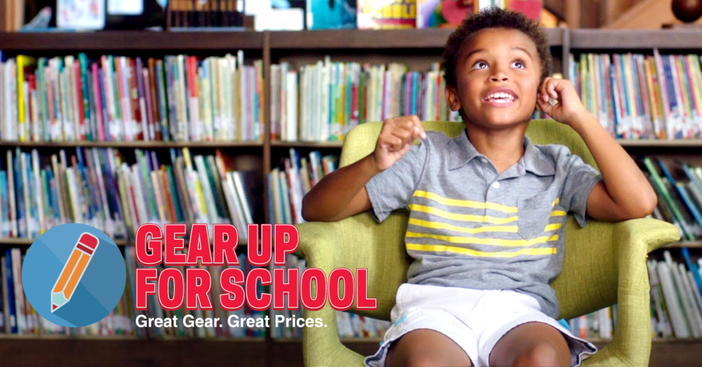 Gear Up for School