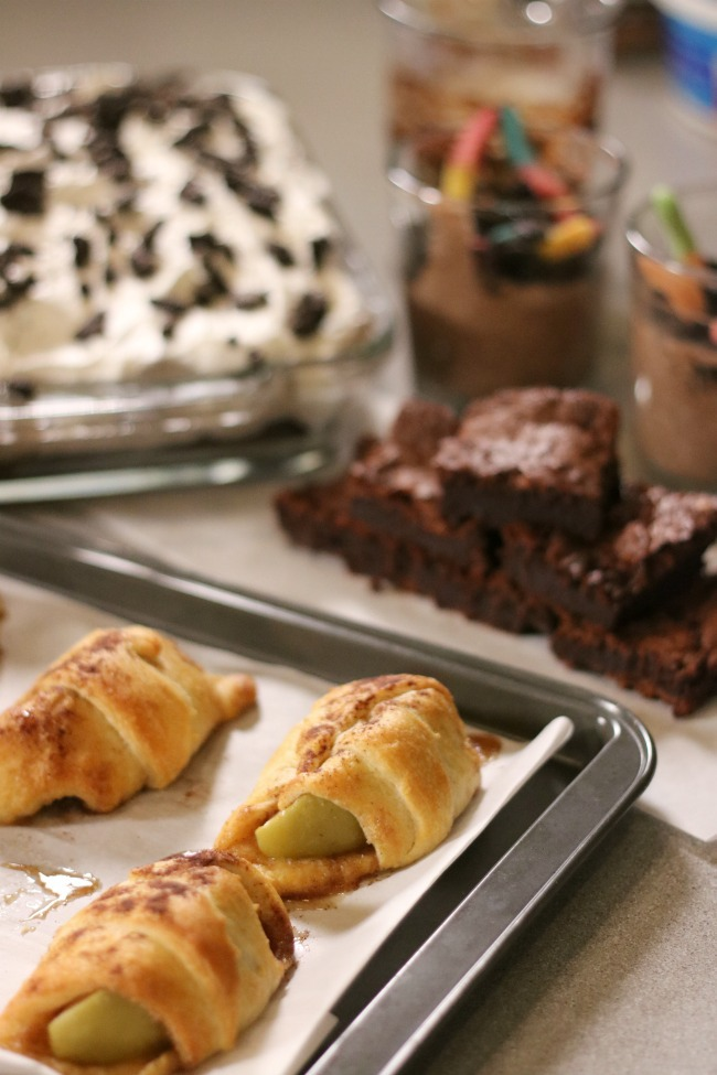 5 Easy Desserts For Fall