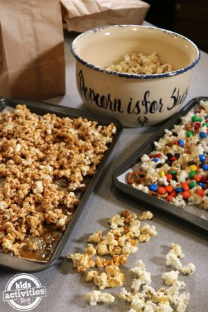 5 Popcorn Recipes for Movie Night