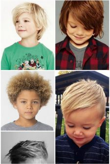 Adorable Hair Cuts for Boys