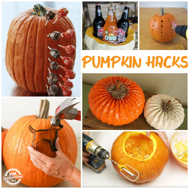 Pumpkin Hacks
