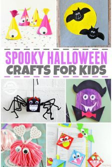 20 Halloween Crafts for Kids