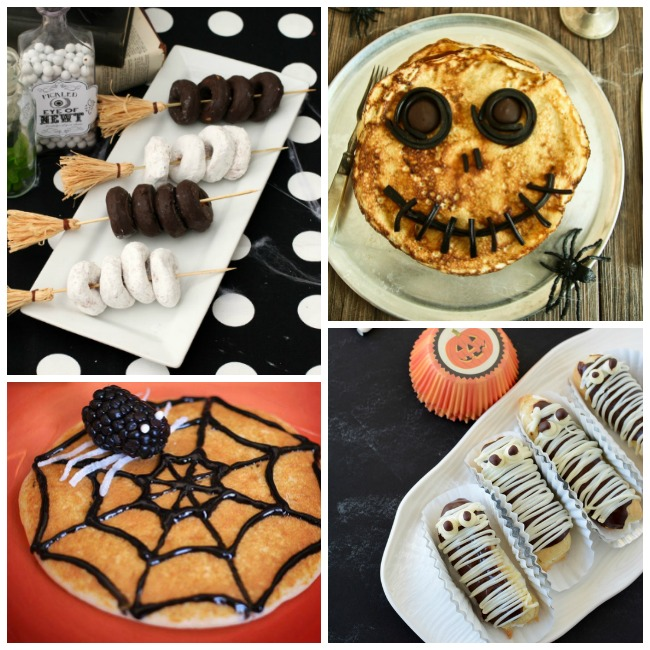 12 Fun Halloween Breakfast Ideas