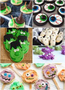 25 Halloween Cookies