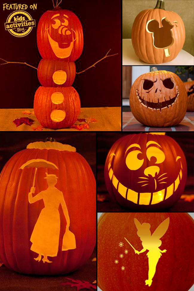 jack o lantern template kids  5 of the BEST Jack o Lantern Patterns