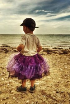 This Mother Was Accosted By A Man Because Her Three-Year-Old Boy Wears Tutus!