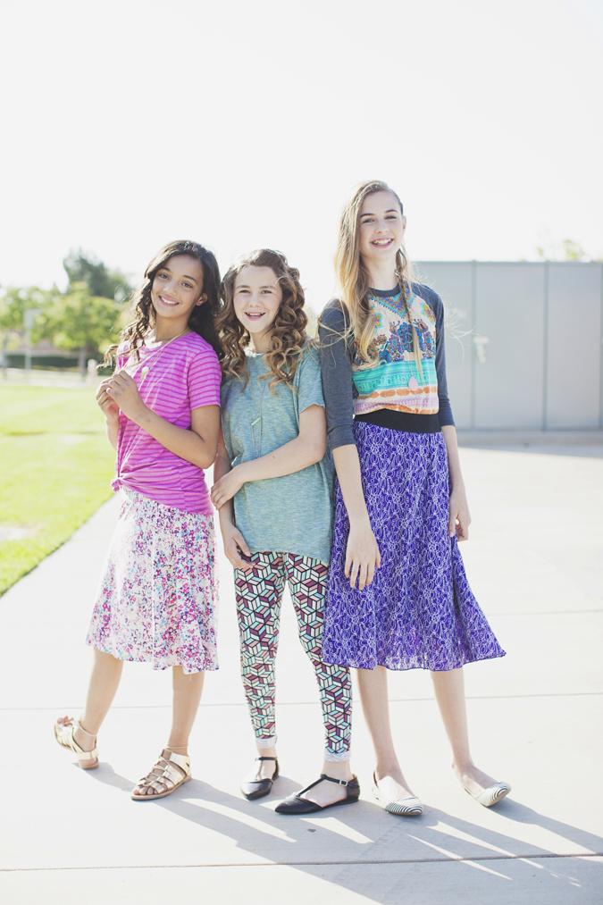 Trendy Preteen Dress from LuLaRoe