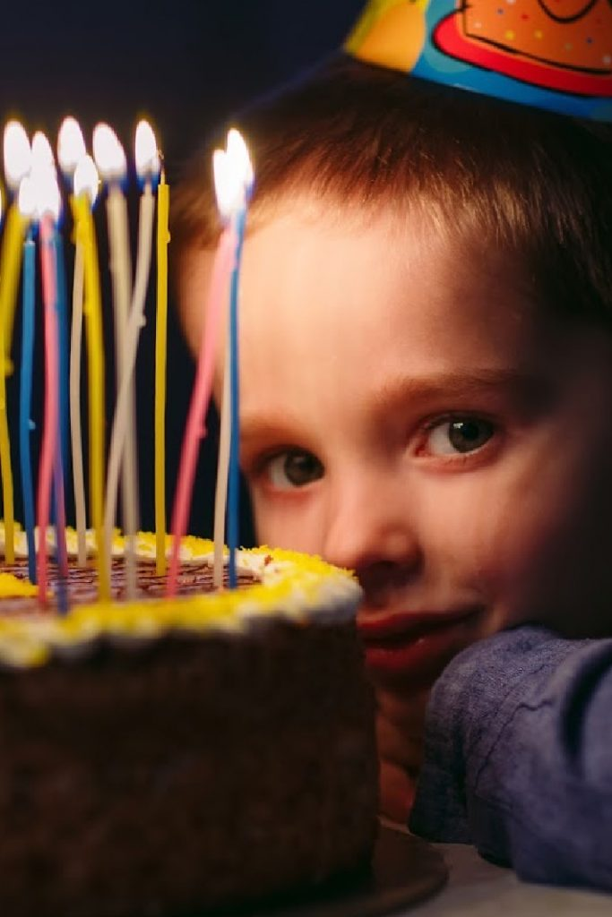 video of little boy and a birthday wish - Kids Activities Blog