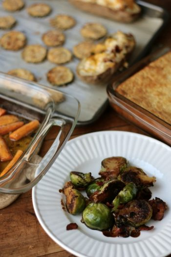 5 Fantastic Fall Side Dishes!