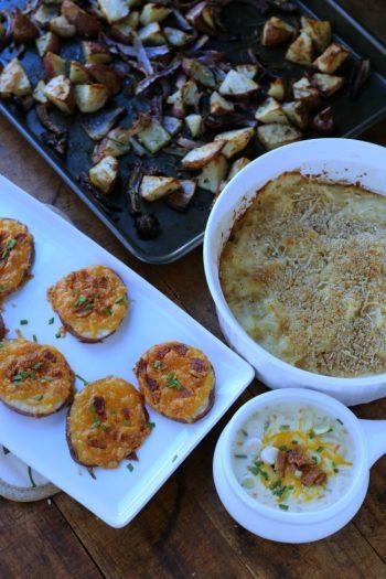 5 Quick and Easy Potato Recipes