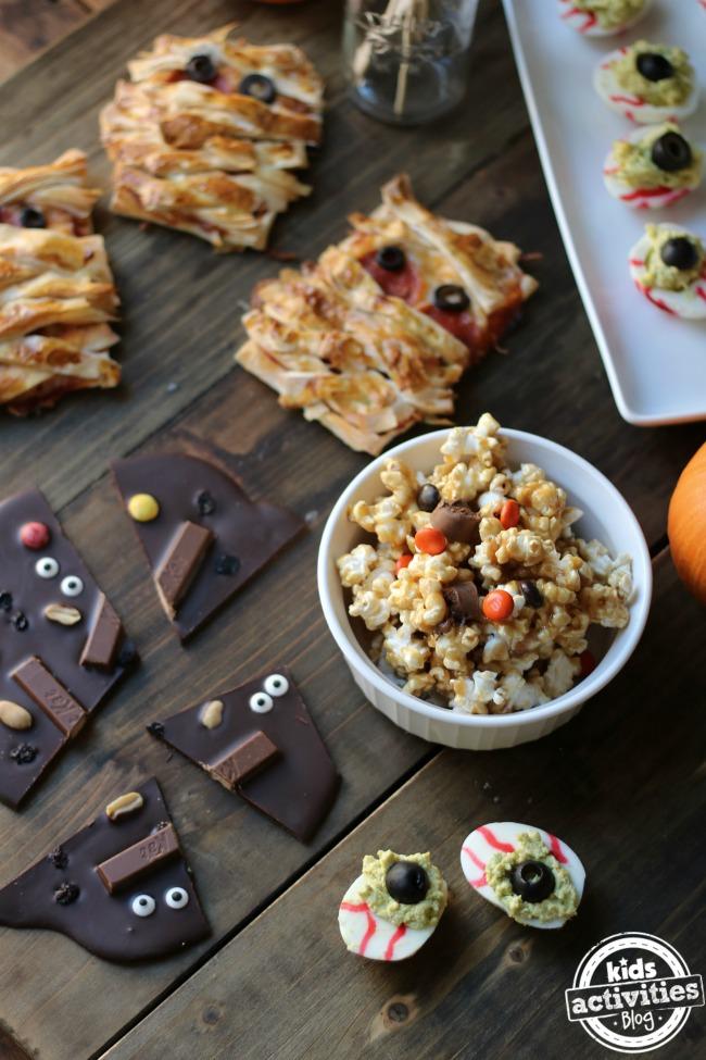 5 Halloween Treats for the Family!