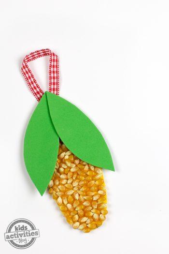 Easy Harvest Craft for Kids