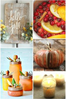Ways to Make Your House Feel Like Fall Right Now