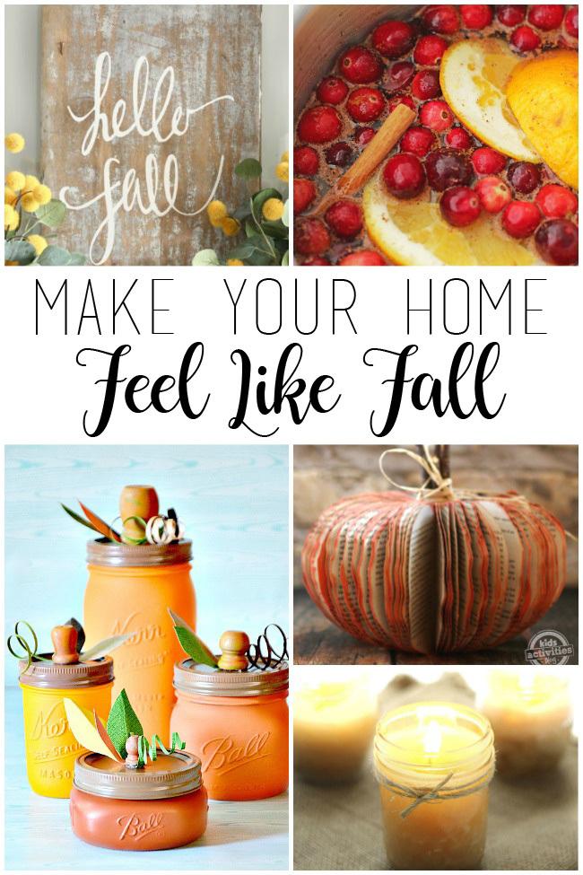 Make Your Home Feel Like Fall