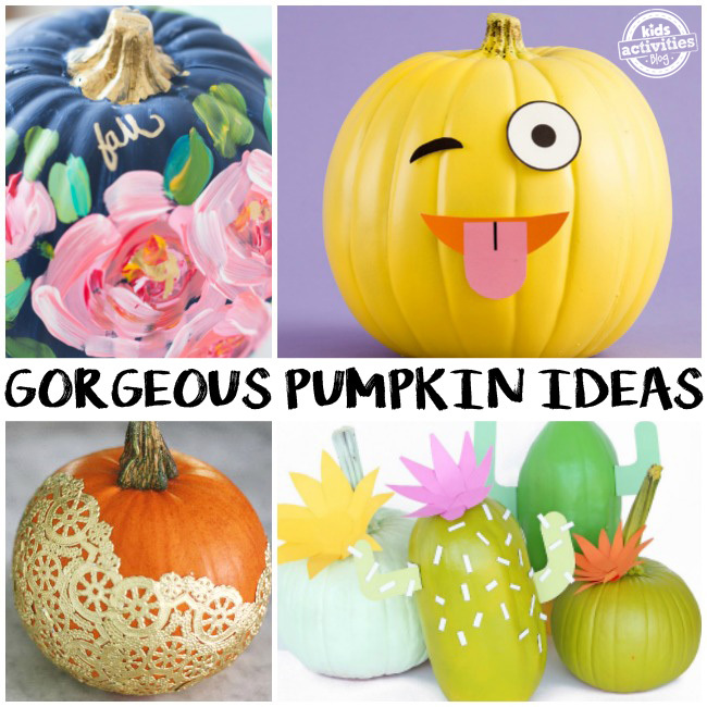 Trendy Pumpkin Ideas