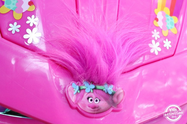 Troll Hair Costume