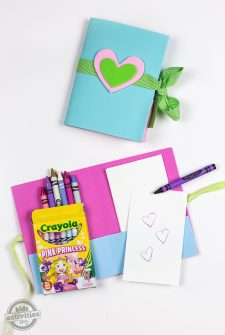 DIY Busy Book for Kids