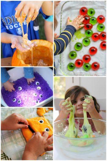 14 Fun Halloween Sensory Activities