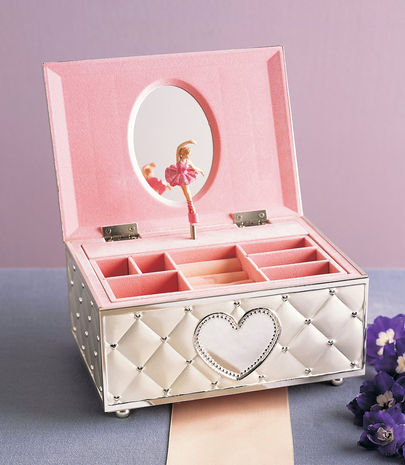 13 gifts tween girls will love for Amazon ballerina musical jewelry box