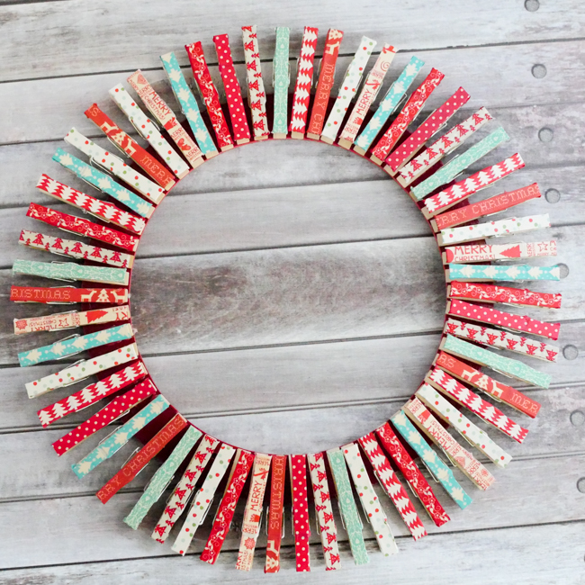 Diy Advent Calendar Wreath : Diy christmas advent calendar with free printables