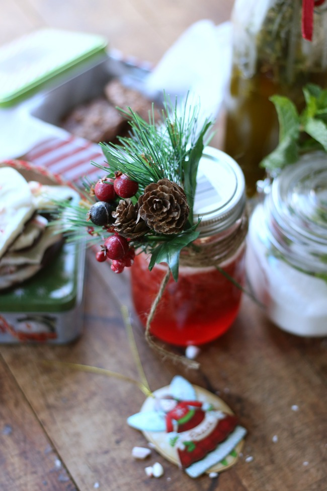 5 Homemade Holiday Food Gift Ideas