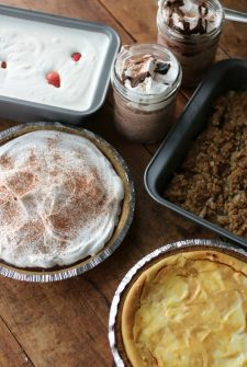 5 Delicious Desserts for your Thanksgiving Dinner!