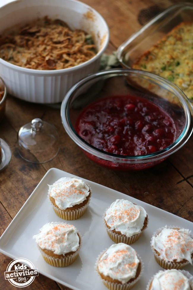 5 Easy Last Minute Thanksgiving Recipes