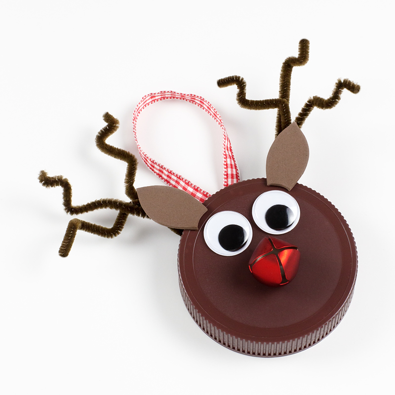 More Reindeer Crafts for Kids  sc 1 st  InTheLoopKids - BubbleLife & Paper Plate Reindeer Craft - Dallas Single Parents
