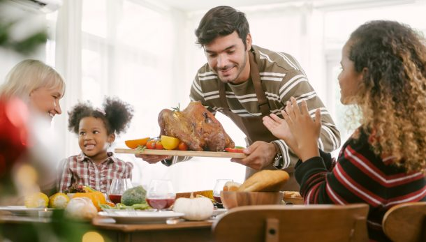 5 Fun, Kid-Friendly Thanksgiving Recipes