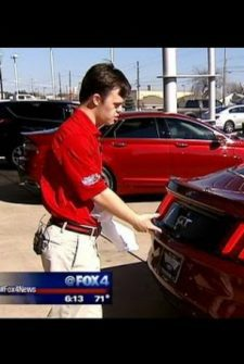 Teen With Down Syndrome Has Dream Job!